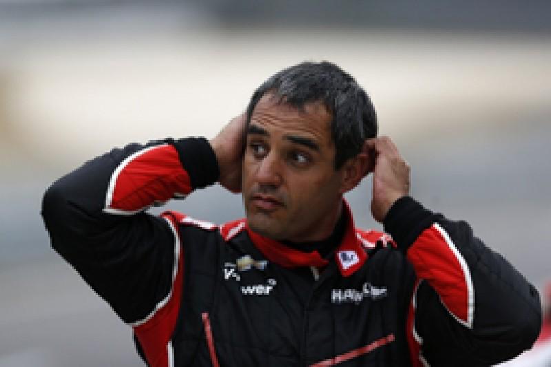 Juan Pablo Montoya reckons DRS has made Formula 1 less challenging