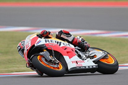 Argentina MotoGP: Marc Marquez stays on top in third practice