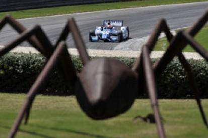 Barber IndyCar: James Hinchliffe fastest in final practice