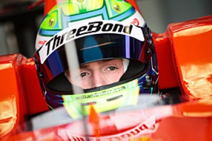 Aragon FR3.5: Will Buller sets the pace in practice