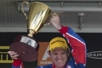 Pukekohe V8 Supercars: Jason Bright wins opening race
