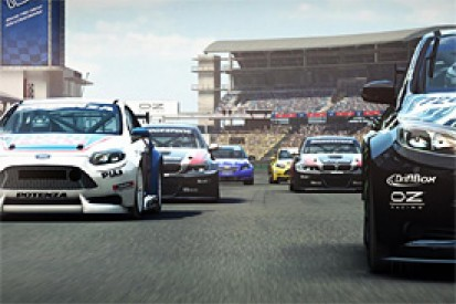 AUTOSPORT involved in 'Grid' game