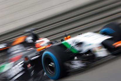 Force India F1 team boosted by Chinese GP result