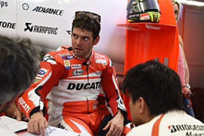 Crutchlow forced to miss Argentina MotoGP race due to injury