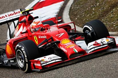 Raikkonen thinks F1 driving style hurt him during Chinese GP