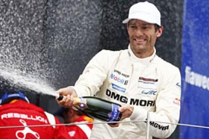 "Mark Webber says Porsche 919 debut WEC podium is a ""massive step"""