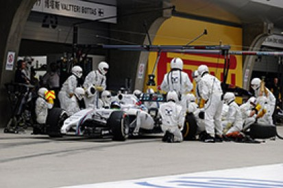 Chinese GP: Williams pitstop wheel mix-up cost Felipe Massa sixth