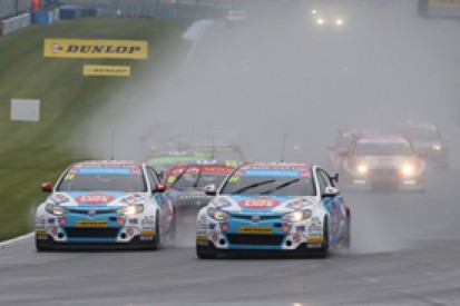 Donington BTCC: Sam Tordoff beats Jason Plato in another MG one-two