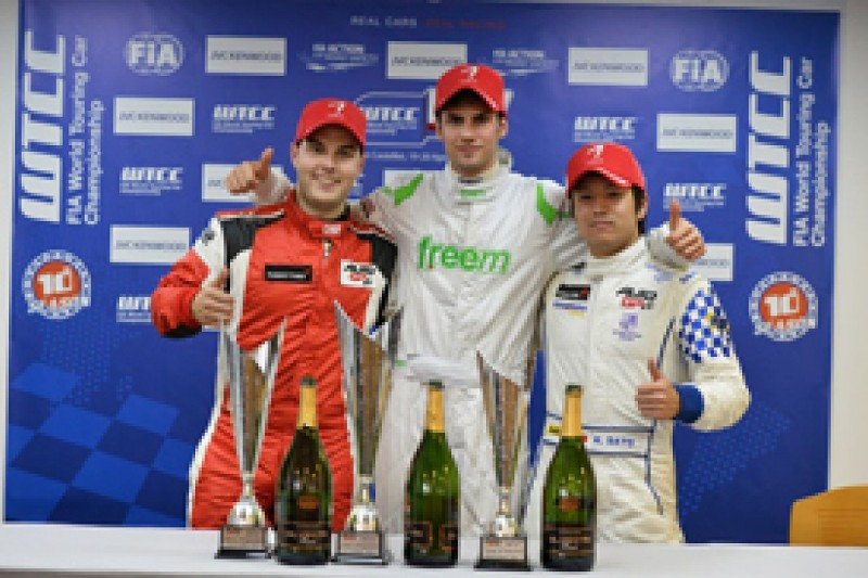 Paul Ricard Auto GP: Kevin Giovesi finally gets first victory