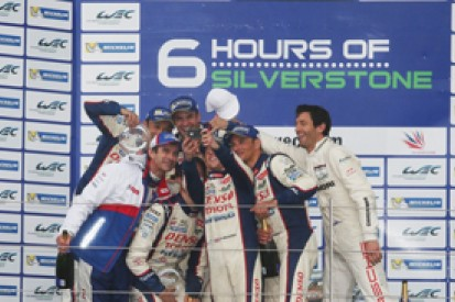Silverstone WEC: Toyota starts 2014 with one-two, disaster for Audi