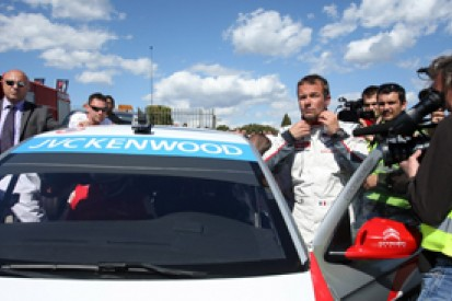 Paul Ricard WTCC: Citroen's Loeb and Lopez lose front row starts