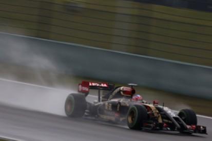 Chinese GP: Romain Grosjean says Lotus F1 team recovery is genuine