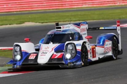 Silverstone WEC: Toyota beats Audi to pole position