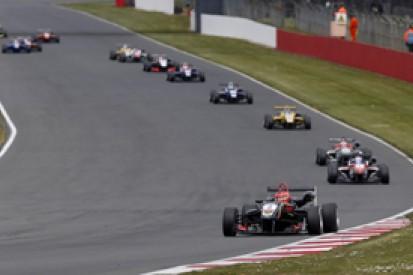 Silverstone European F3: Esteban Ocon sweeps to commanding win