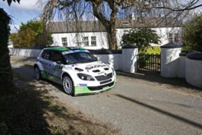 Circuit of Ireland ERC: Esapekka Lappi clinches dominant Skoda win