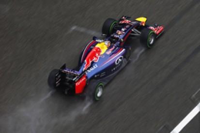 Chinese GP: Red Bull has new fuel sensor issue for Sebastian Vettel