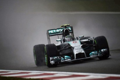 Chinese GP: Nico Rosberg misled by dashboard readout in qualifying