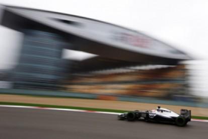 Chinese GP: Jenson Button pins Q2 exit on McLaren downforce deficit
