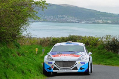 Circuit of Ireland ERC: Craig Breen forced to retire from second