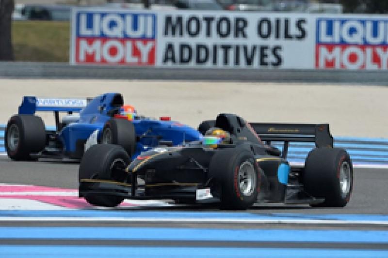 Paul Ricard Auto GP: Kevin Giovesi claims pole again