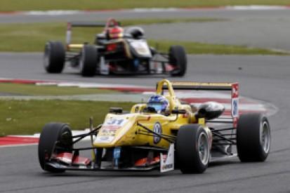 Silverstone European F3: Tom Blomqvist claims maiden series win
