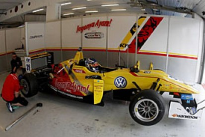 Silverstone European F3: Tom Blomqvist on pole for race one
