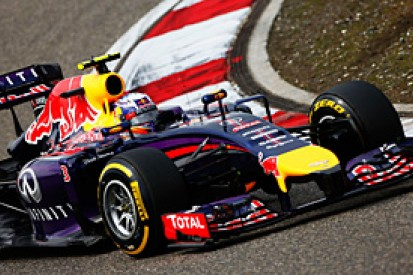 Chinese GP: Button says only Ricciardo can challenge Mercedes