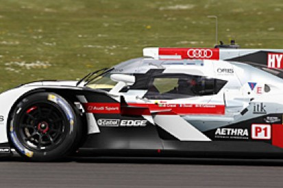 Silverstone WEC: Audi on top in second free practice