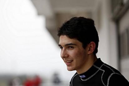 Silverstone European F3: rookie Esteban Ocon nets double pole