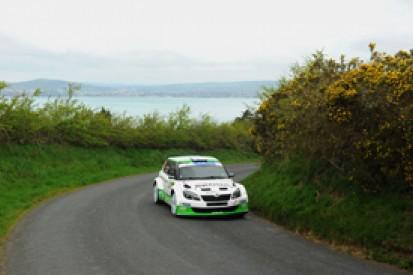 Circuit of Ireland ERC: Esapekka Lappi stuns with day one lead