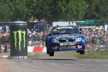 DTM racer Mattias Ekstrom to run own team in World Rallycross