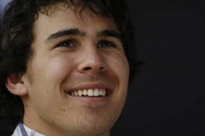 DTM testing: Mercedes' Robert Wickens ends Hockenheim test on top