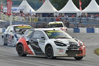 Eric Faren graduates to Supercar for 2014 World Rallycross