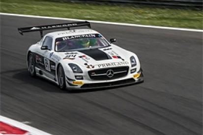 Goetz to partner Buhk at HTP Mercedes in Blancpain Sprint Series