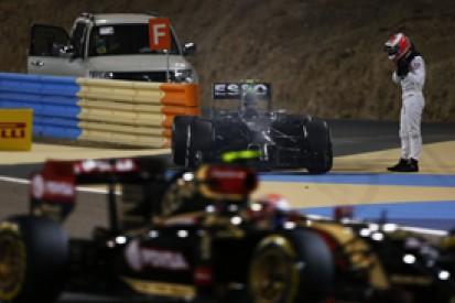 Jenson Button: experiment caused McLaren's Bahrain GP failures
