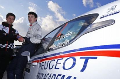 Circuit of Ireland ERC: Craig Breen revelling in favourite status