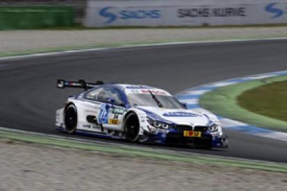 DTM testing: Joey Hand keeps BMW on top at Hockenheim