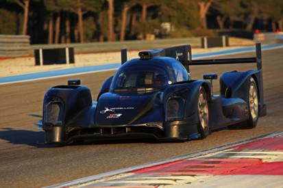 Rebellion's new Toyota-powered R-One LMP1 WEC car makes track debut