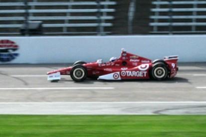 Texas IndyCar test: Scott Dixon fastest for Ganassi