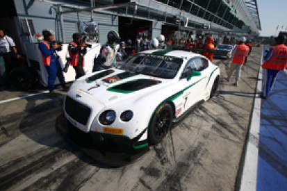 Dyson to run Bentley's US GT programme