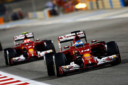 Ferrari still unhappy with new-look Formula 1