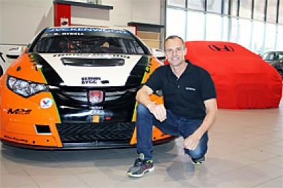 Rickard Rydell to make full-time WTCC return in 2015