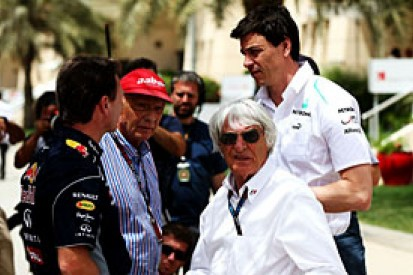Top F1 teams defend decision to prevent cost cap introduction