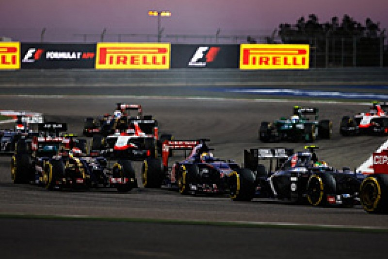 Formula 1 teams warn FIA of 'financial disaster'