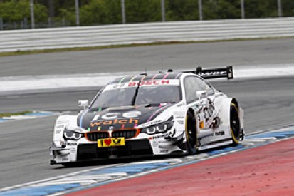 DTM testing: Marco Wittmann stays on top on second day