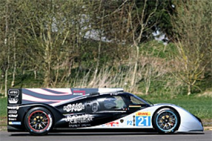 Strakka Dome LMP2 coupe to miss first two WEC races