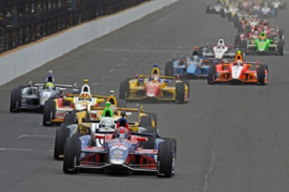Indy 500 practice and qualifying changes introduced