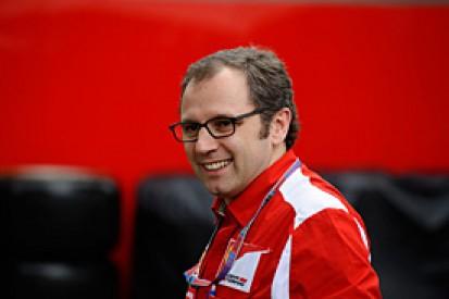 Stefano Domenicali steps down as Ferrari F1 team boss