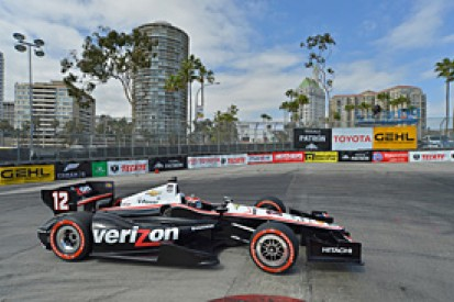 Power apologises to Pagenaud for clash in Long Beach IndyCar race