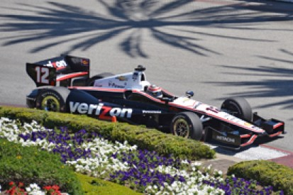 Long Beach IndyCar: Will Power sets the pace in final practice